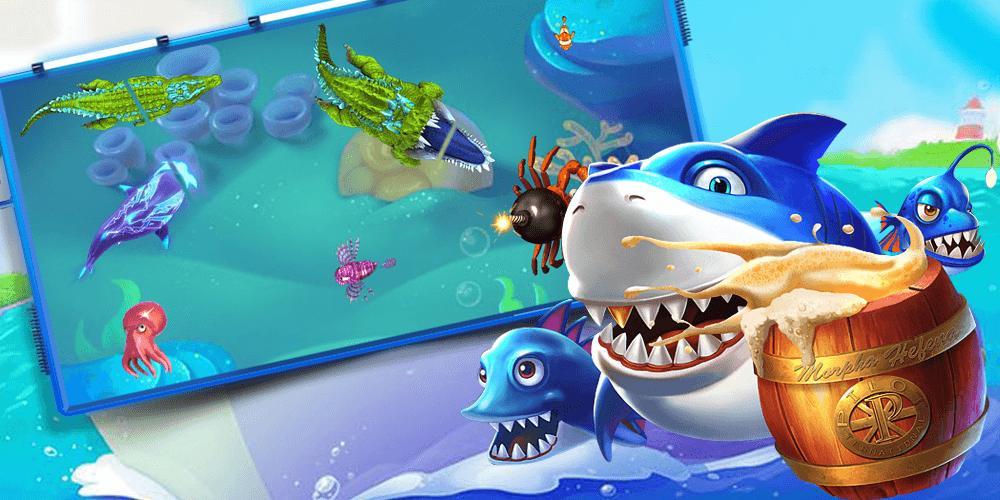 เกมยิงปลา ออนไลน์-พนัน