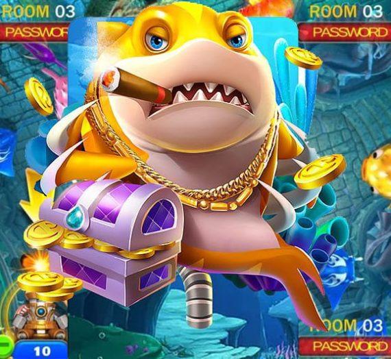 ปลาและปืนหัวใจสำคัญของ เกมยิงปลา ออนไลน์